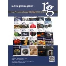 Rock n Gem Magazine Issue 70