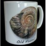 Old Fossil Mug