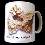 Worth my weight in 'Gold' Mug