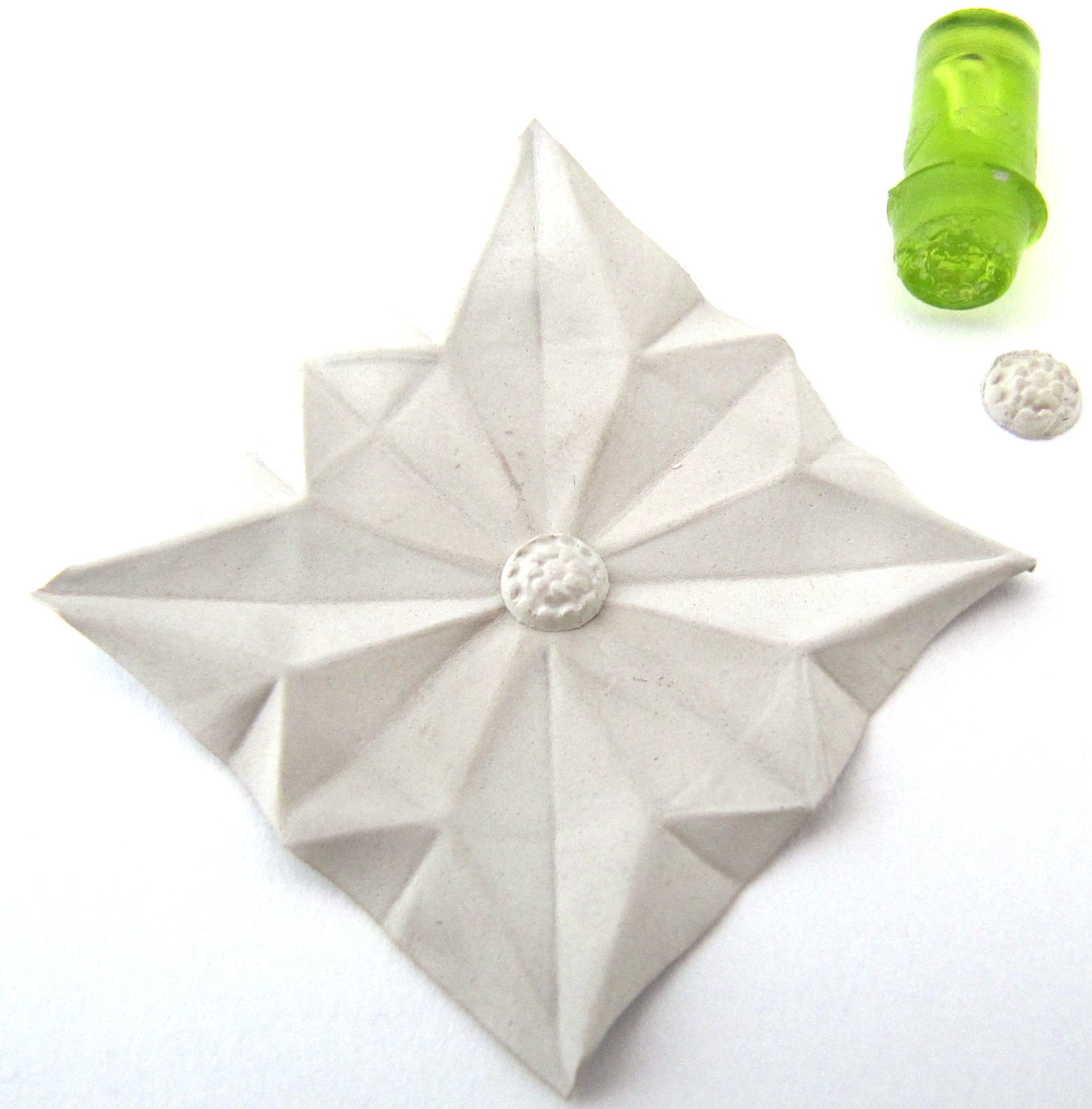 Basic Origami Techniques Silver Clay
